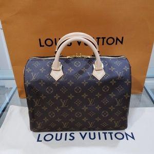 Louis Vuitton  Speedy Bandoulier 30 *PRICE FIRM*